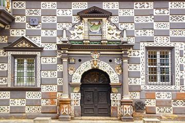 "Stadtmuseum ""Haus zum Stockfisch"".  Erfurt, Germany"