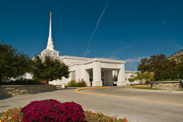 Billings Montana LDS temple 2