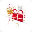Cadeaux et serpentins - 51206232