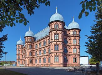 Castle Gottesaue in Karlsruhe, Germany