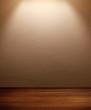 Beleuchteter Innenraum