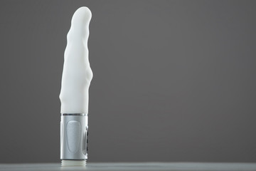 White sex toy