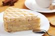 The cake for breakfast