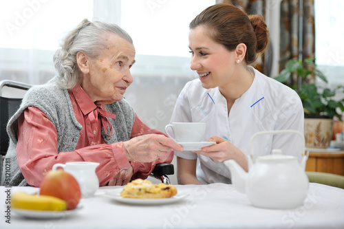 Nursing home - 51210281