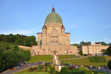 Saint Joseph Oratory in Montreal, Quebec, Canada