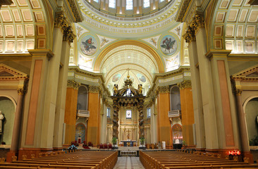 Mary Queen of the World Cathedral, Montreal, Quebec, Canada