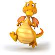 Yellow dragon