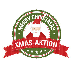 Merry Christmas – XMAS-AKTION