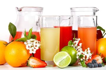 Spremute di frutta fresca