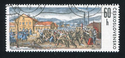 Workers revolt