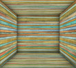 3d timber wood multiple color plank square empty space