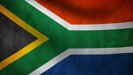 Southafrica flag.