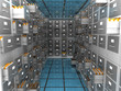 data archive room