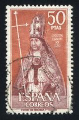 Bishop Rodrigo Ximenez de Rada