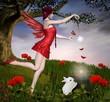 Beautiful enchantress