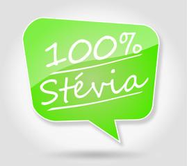 Bulle : 100% Stévia