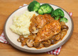 Chicken Chasseur Dinner