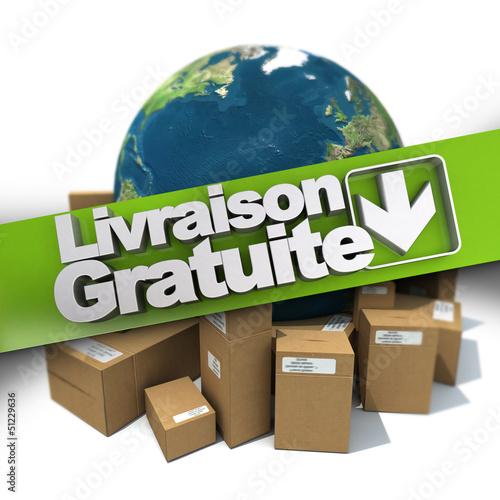 International livraison gratuite