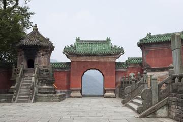 tempio wudang cina