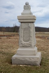 Gettysburg National Military Park - Monument