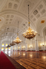 Great Kremlin Palace, Georgievsky hall