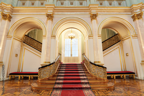 Great Kremlin Palace, small Georgievsky hall