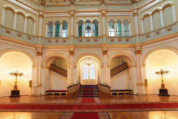 Grand Kremlin Palace,  Small Georgievsky hall