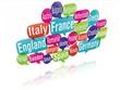 tag cloud : european countries