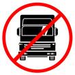 Forbidden truck