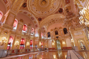 Grand Kremlin Palace, St. Alexander hall