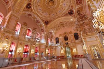 Grand Kremlin Palace, St. Alexander hall