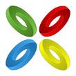 3d Logo Kreise