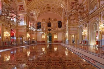 St. Alexander hall, Grand Kremlin Palace