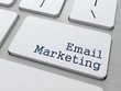 Email Marketing Concept.