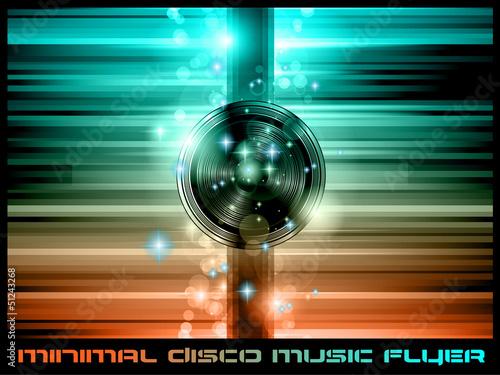 The Art of Disco Flyer -