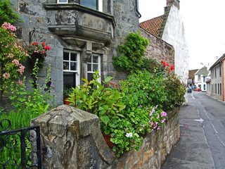 British old houses