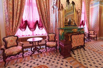 The Royal accommodations, Great Kremlin Palace