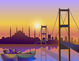 Kayıklar ve İstanbul