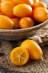 Fresh Organic Raw Kumquats