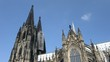 Timelapse of Cologne Cathedral, Germany