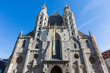 St. Stephen's Cathedral in Wien