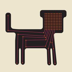 artificial electronic pet