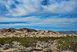 Kelso dunes in Mojave National Monument