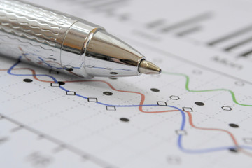 Pen and graph