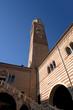 Palazzo della Ragione e Torre dei Lamberti - Verona Italy