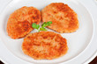carrot cutlets with apples