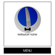 Logo - Menu for dining