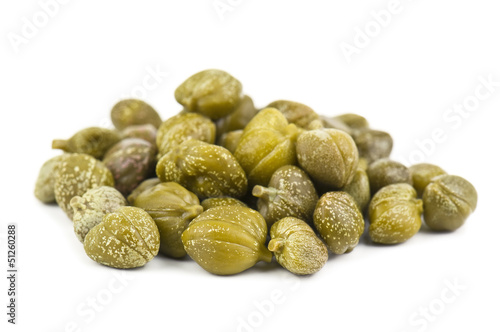 heap of capers