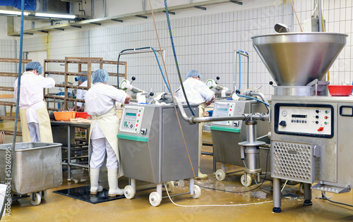 Lebensmittelindustrie // Industrial food production