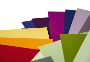 Farbpaletten